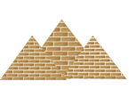 Pyramid Building Construction